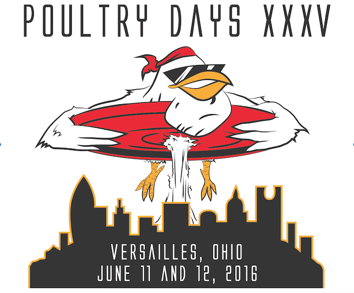 Poultry Days Logo 2016